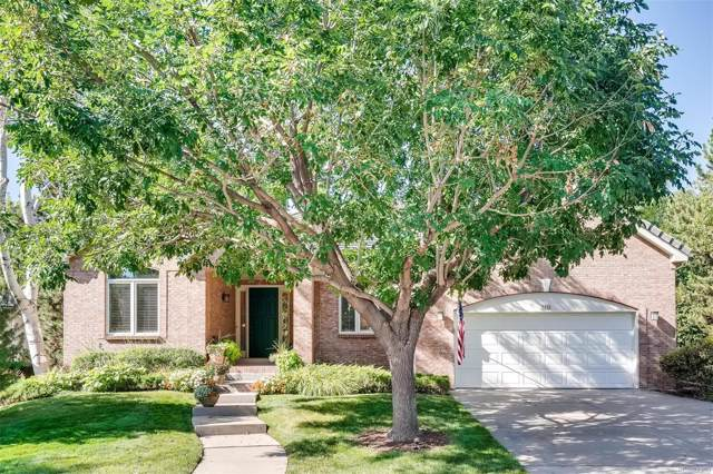 110 Blue Heron Circle, Greenwood Village, CO 80121 (#6373775) :: HergGroup Denver