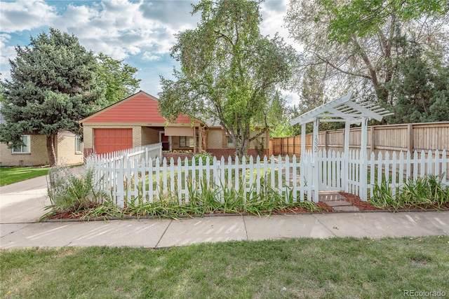 1332 Poplar Street, Denver, CO 80220 (#6373978) :: The HomeSmiths Team - Keller Williams