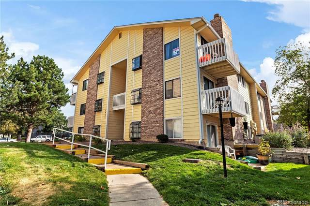 12490 E Cornell Avenue #304, Aurora, CO 80014 (#6374625) :: Chateaux Realty Group