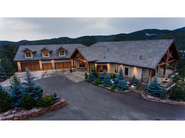 577 Bear Meadow Trail, Evergreen, CO 80439 (MLS #6375202) :: 8z Real Estate