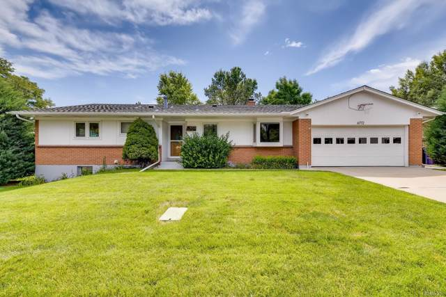 6772 E Brown Place, Denver, CO 80224 (#6375955) :: The DeGrood Team
