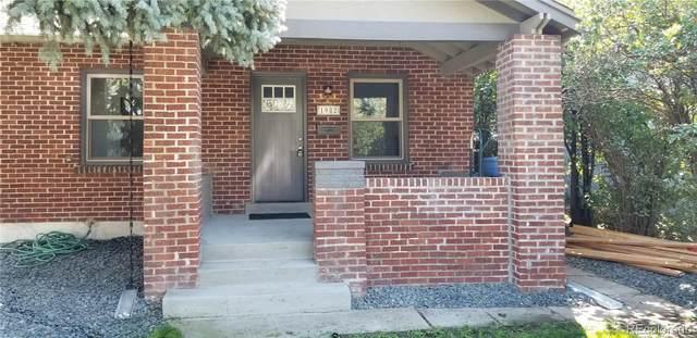 1982 S Logan Street, Denver, CO 80210 (MLS #6375982) :: 8z Real Estate