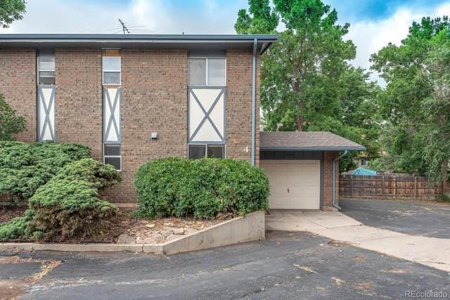 1704 Pecan Street #4, Fort Collins, CO 80526 (MLS #6376109) :: 8z Real Estate