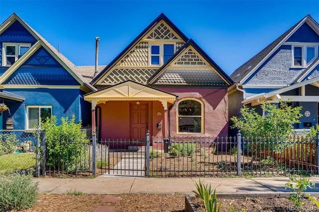 1633 E 30 Avenue, Denver, CO 80205 (#6376509) :: West + Main Homes
