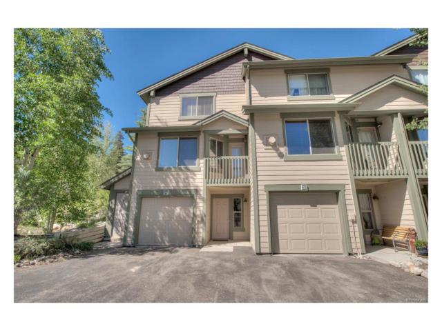 281 Kestrel Lane #281, Silverthorne, CO 80498 (MLS #6376548) :: 8z Real Estate
