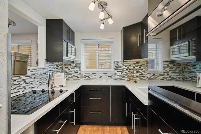 352 S Lafayette Street #103, Denver, CO 80209 (MLS #6376811) :: Keller Williams Realty