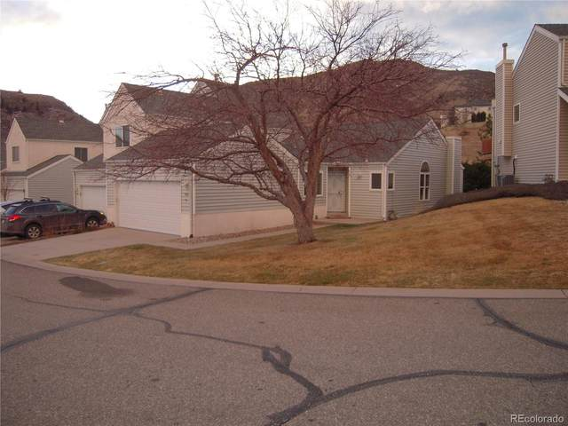 506 High Point Drive, Golden, CO 80403 (MLS #6376875) :: 8z Real Estate