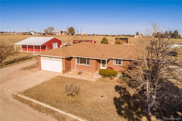 1932 Buttercup Road, Elizabeth, CO 80107 (#6376939) :: Harling Real Estate