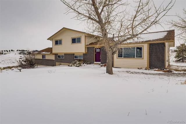 1735 County Road 194, Parker, CO 80138 (MLS #6377094) :: The Sam Biller Home Team