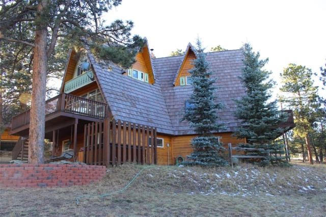 3777 Evergreen Parkway, Evergreen, CO 80439 (MLS #6377572) :: 8z Real Estate