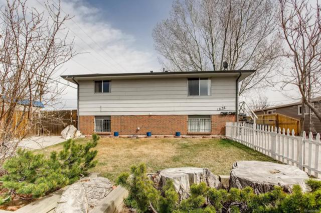 1136 S Tejon Street, Denver, CO 80223 (#6377713) :: The Pete Cook Home Group