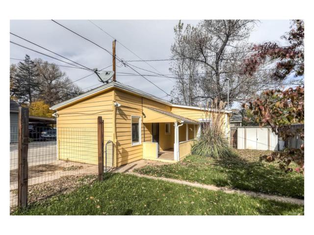 3963 Yates Street, Denver, CO 80212 (MLS #6377967) :: 8z Real Estate