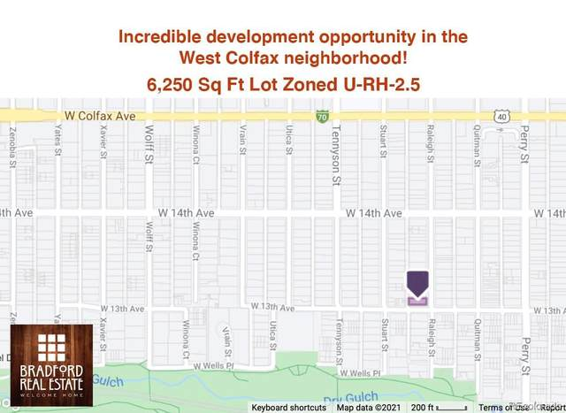 1301 Raleigh Street, Denver, CO 80204 (MLS #6378198) :: Bliss Realty Group