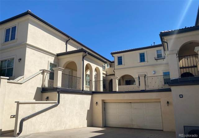 150 S Harrison Street #102, Denver, CO 80209 (MLS #6378407) :: Kittle Real Estate