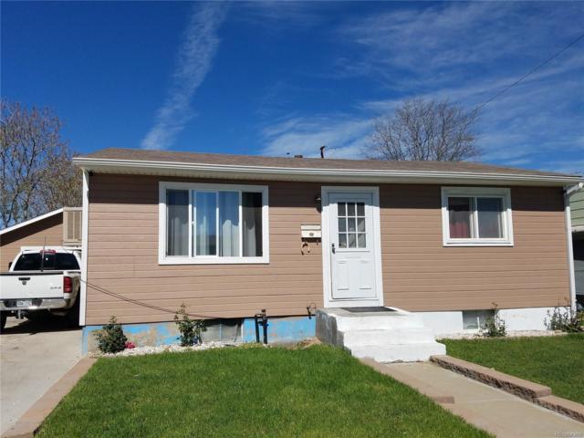 7761 Newport Street, Commerce City, CO 80022 (#6378502) :: The Peak Properties Group