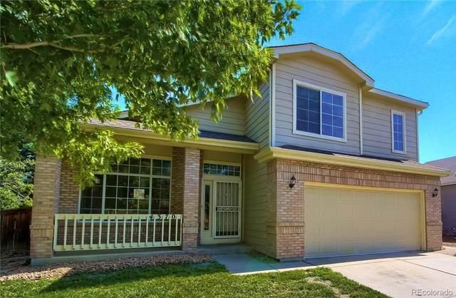 4370 Danube Way, Denver, CO 80249 (MLS #6378753) :: 8z Real Estate
