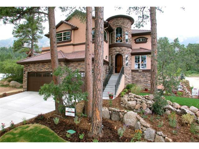 201 S Ridge Road, Castle Rock, CO 80104 (MLS #6378792) :: 8z Real Estate