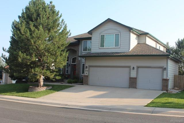 10718 Marcott Street, Parker, CO 80134 (#6378918) :: The Griffith Home Team