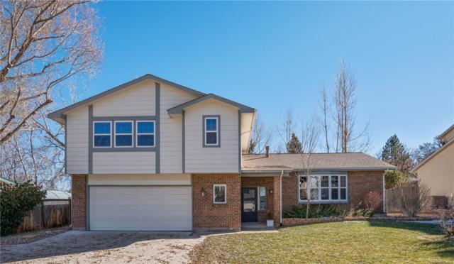 7638 W Frost Drive, Littleton, CO 80128 (#6378997) :: House Hunters Colorado