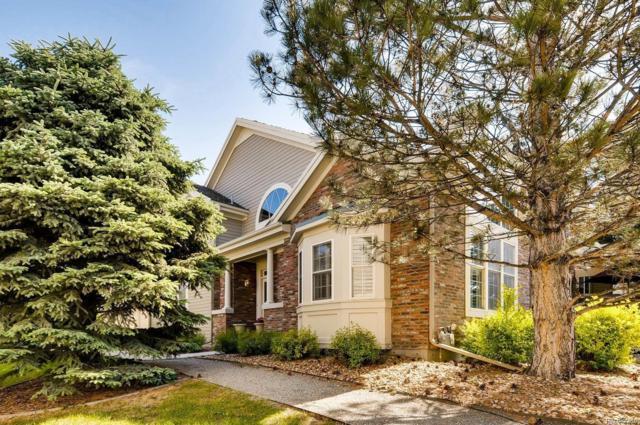 4545 S Monaco Street #155, Denver, CO 80237 (MLS #6379347) :: 8z Real Estate