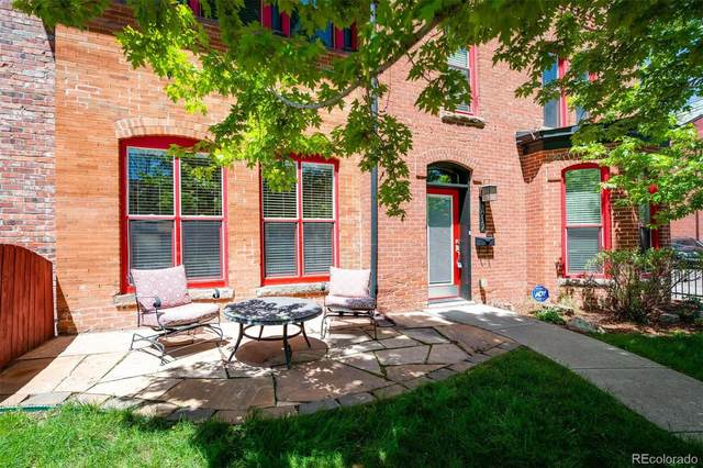 1717 E 22nd Avenue, Denver, CO 80205 (#6379616) :: Berkshire Hathaway HomeServices Innovative Real Estate