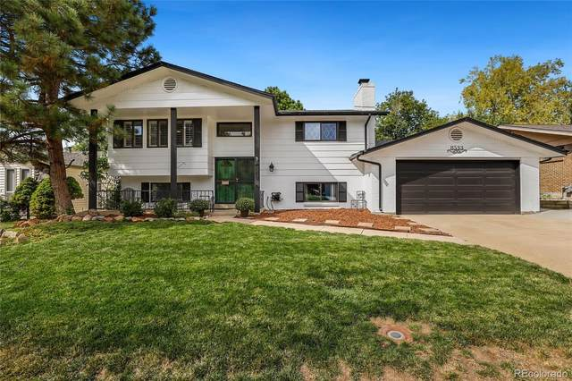 8533 E Saratoga Place, Denver, CO 80237 (#6379686) :: Kimberly Austin Properties