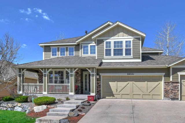 24551 E Frost Drive, Aurora, CO 80016 (#6379995) :: The Peak Properties Group