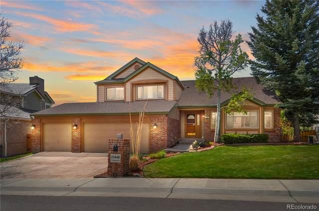 15448 W Ellsworth Drive, Golden, CO 80401 (MLS #6380283) :: 8z Real Estate