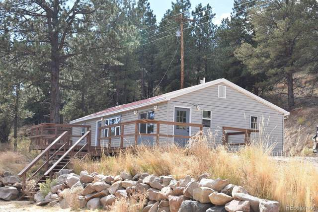 1579 County Road 341, Westcliffe, CO 81252 (#6380681) :: The DeGrood Team