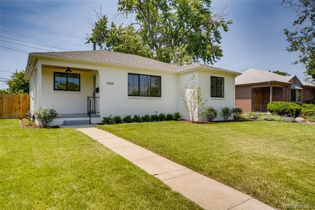 1255 S Steele Street, Denver, CO 80210 (MLS #6380698) :: Clare Day with Keller Williams Advantage Realty LLC
