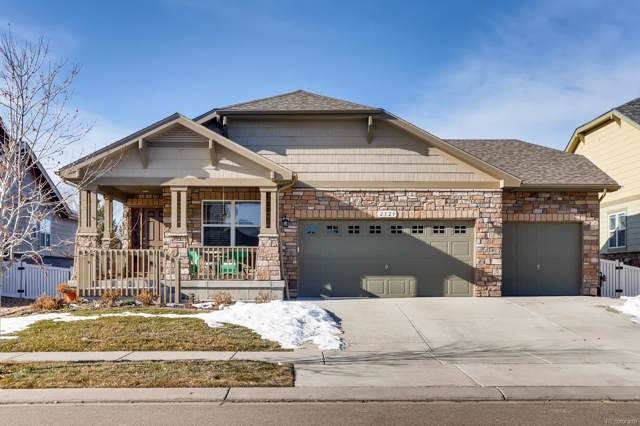 2329 Winding Drive, Longmont, CO 80504 (#6381048) :: The DeGrood Team