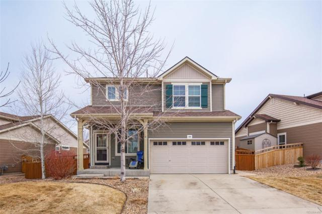 1926 Morningview Lane, Castle Rock, CO 80109 (#6381424) :: Ben Kinney Real Estate Team