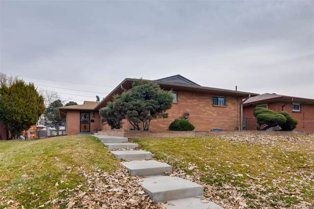 3312 Ivy Street, Denver, CO 80207 (MLS #6381924) :: 8z Real Estate
