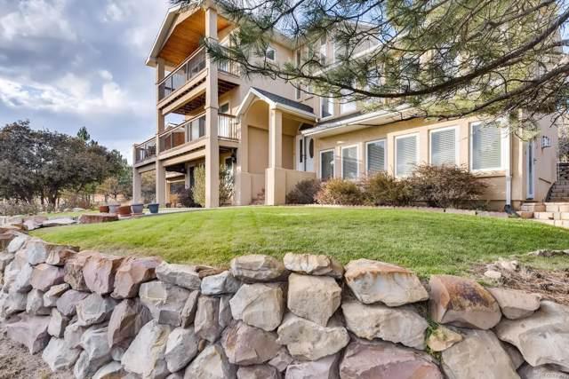 1446 Obrien Way, Castle Rock, CO 80109 (#6382182) :: Keller Williams Action Realty LLC