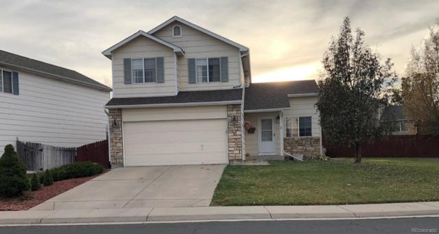 4323 S Halifax Street, Centennial, CO 80015 (#6382417) :: Bring Home Denver