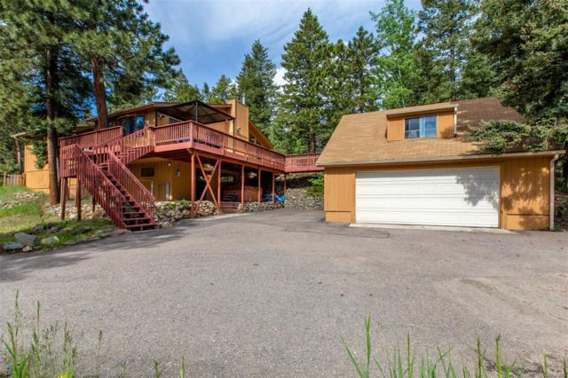 6631 Arapahoe Drive, Evergreen, CO 80439 (#6382764) :: Compass Colorado Realty