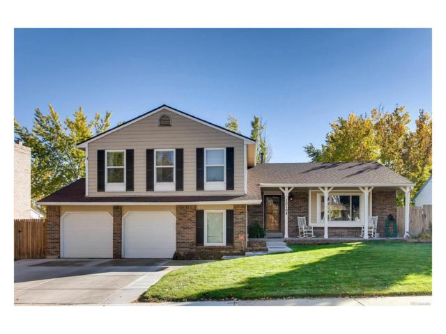 10104 W Geddes Circle, Littleton, CO 80127 (#6382804) :: The Dixon Group