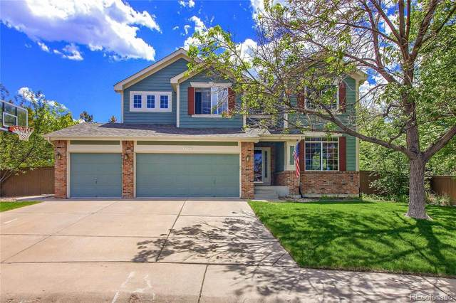 5932 Tom Court, Highlands Ranch, CO 80130 (#6383155) :: The Gilbert Group