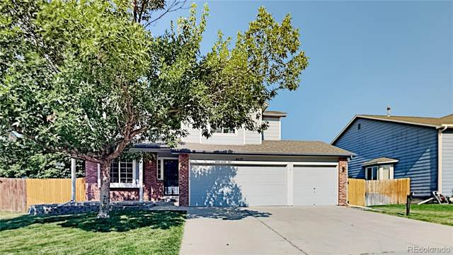 4117 S Kirk Court, Aurora, CO 80013 (#6383222) :: The Colorado Foothills Team | Berkshire Hathaway Elevated Living Real Estate
