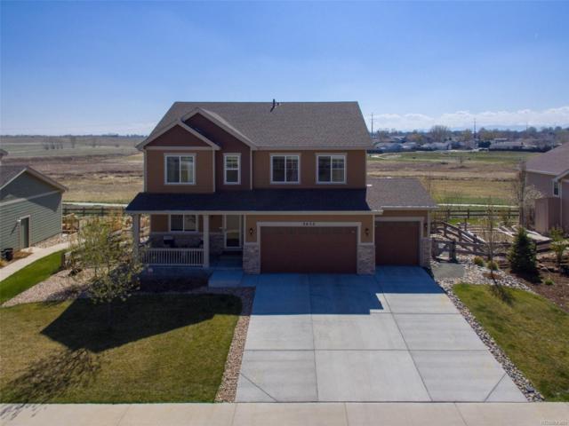 3652 Deacon Drive, Mead, CO 80542 (#6383297) :: The Peak Properties Group