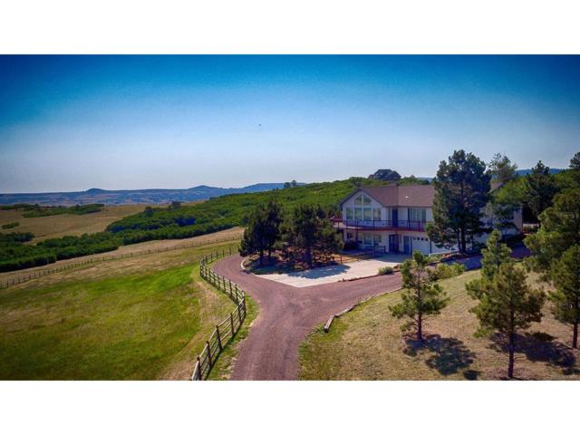 3704 Castle Butte Drive, Castle Rock, CO 80109 (MLS #6383467) :: 8z Real Estate