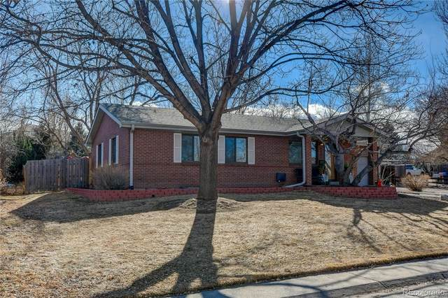 6891 S Foresthill Street, Littleton, CO 80120 (#6383590) :: Realty ONE Group Five Star