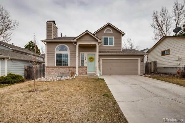 364 N Willow Street, Castle Rock, CO 80104 (MLS #6383605) :: 8z Real Estate