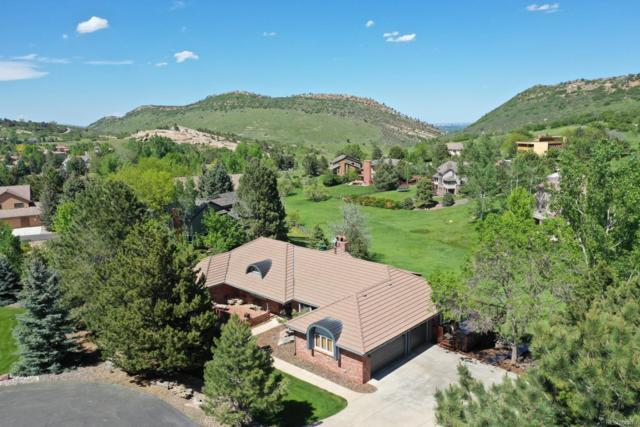 3 N Ranch Road, Littleton, CO 80127 (MLS #6383673) :: 8z Real Estate