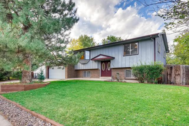 11755 W 65th Place, Arvada, CO 80004 (#6383830) :: The Peak Properties Group