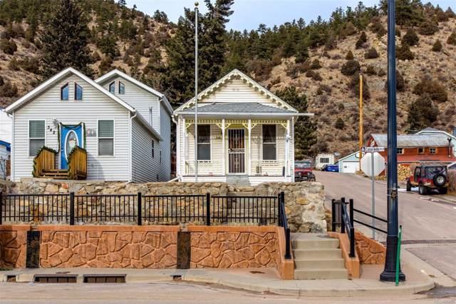346 Colorado Boulevard, Idaho Springs, CO 80452 (#6383960) :: The DeGrood Team