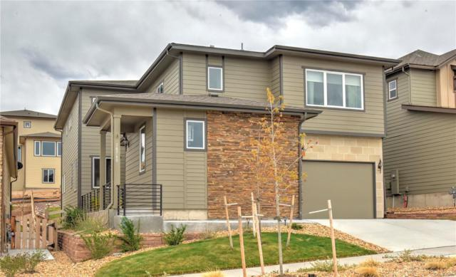 18760 W 93rd Drive, Arvada, CO 80007 (#6383975) :: Wisdom Real Estate