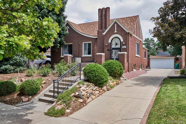 1540 Ivy Street, Denver, CO 80220 (#6384343) :: The Heyl Group at Keller Williams