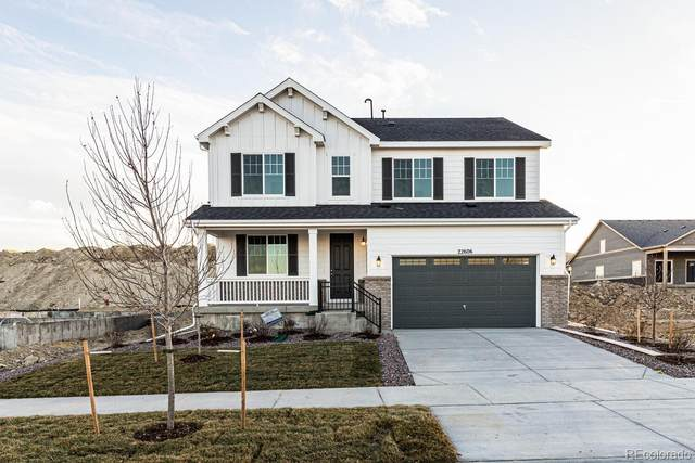 22606 E Rocky Top Place, Aurora, CO 80016 (#6384938) :: HomeSmart