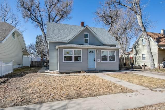 419 Walnut Street, Fort Morgan, CO 80701 (MLS #6384967) :: 8z Real Estate